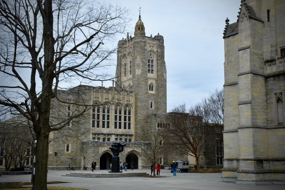 <h6><strong>Photo Credit: Jon Ort / The Daily Princetonian</strong></h6>