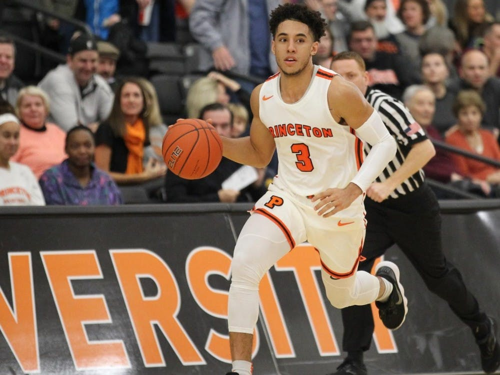 Devin Cannady scored 21 points in Princeton's upset of Arizona State