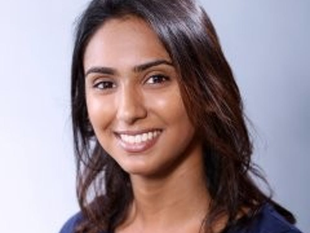 Alenna Patel, a graduate student in the chemical and biological engineering department, was the first author of this paper.  Photo Credit: Department of Chemical and Biological Engineering