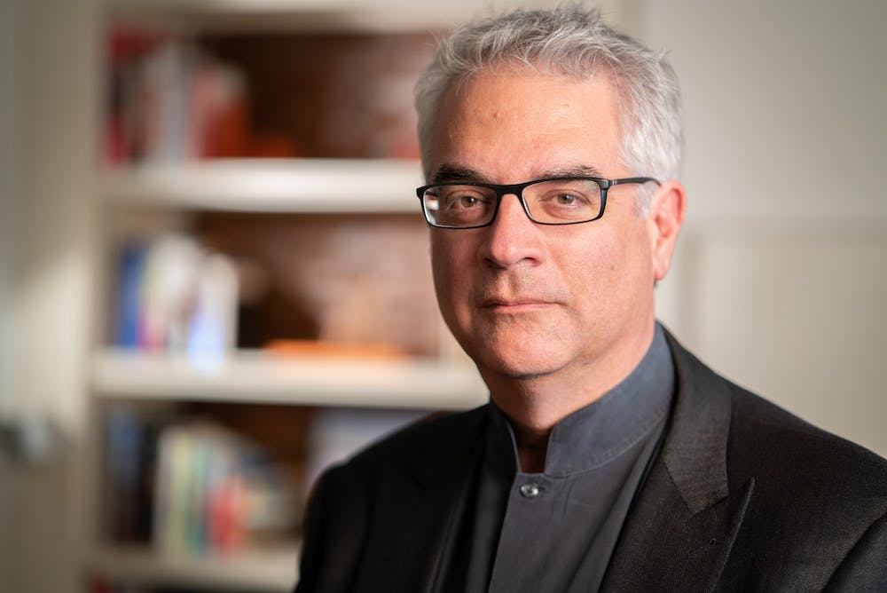 Nicholas A. Christakis is the Sterling Professor of Social and Natural Science at Yale University and the Co-Director of the Yale Institute for Network Science, where he is also the Director of the Human Nature Lab. (Photo Credit: Big Think)