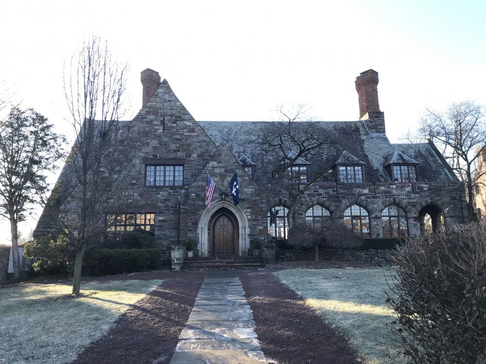 <p>Cloister Inn.</p> <h6>Photo Credit: Ariel Chen / The Daily Princetonian</h6>