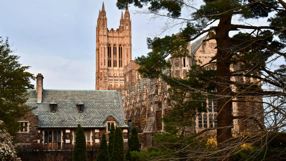 The Graduate College, with Cleveland Tower. Photo Credit: Jon Ort / The Daily Princetonian