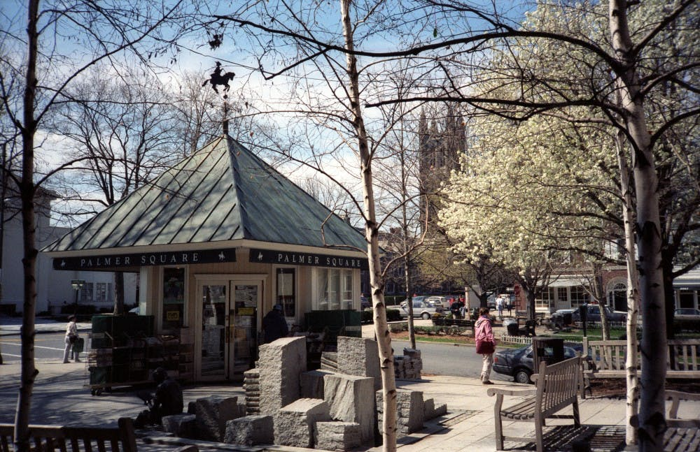 "<p>Palmer Square.</p> <h6>Photo Courtesy of <a href=""https://www.flickr.com/photos/joeshlabotnik/2265632977/"" target=""_self"">Joe Shlabotnik</a> / Flickr&nbsp;</h6>"