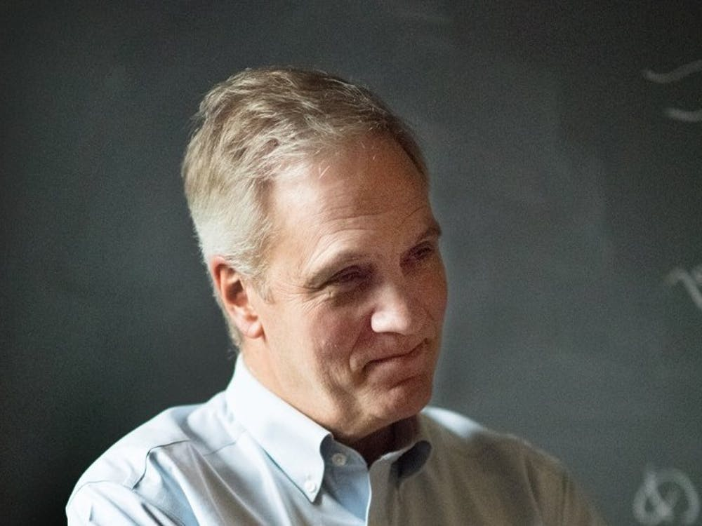 Stephen Pacala, the Frederick D. Petrie Professor in Ecology and Evolutionary Biology. Photo Courtesy of the Princeton Environmental Institute