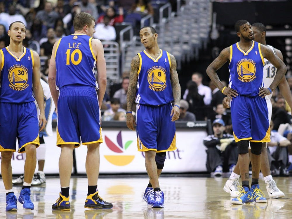 Steph Curry and the Golden State Warriors. Photo Credit: Keith Allison / flickr.com