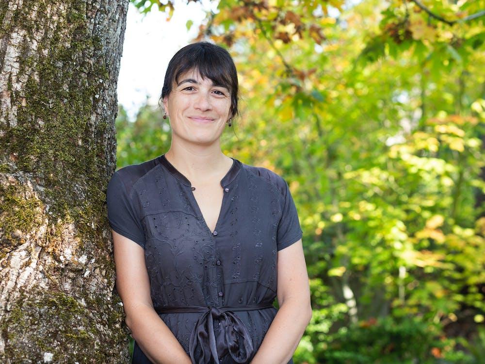 Nicole Templeman University of Victoria photo services