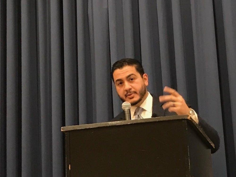 Dr. Abdul El-Sayed discusses authenticity, representation in political institutions.