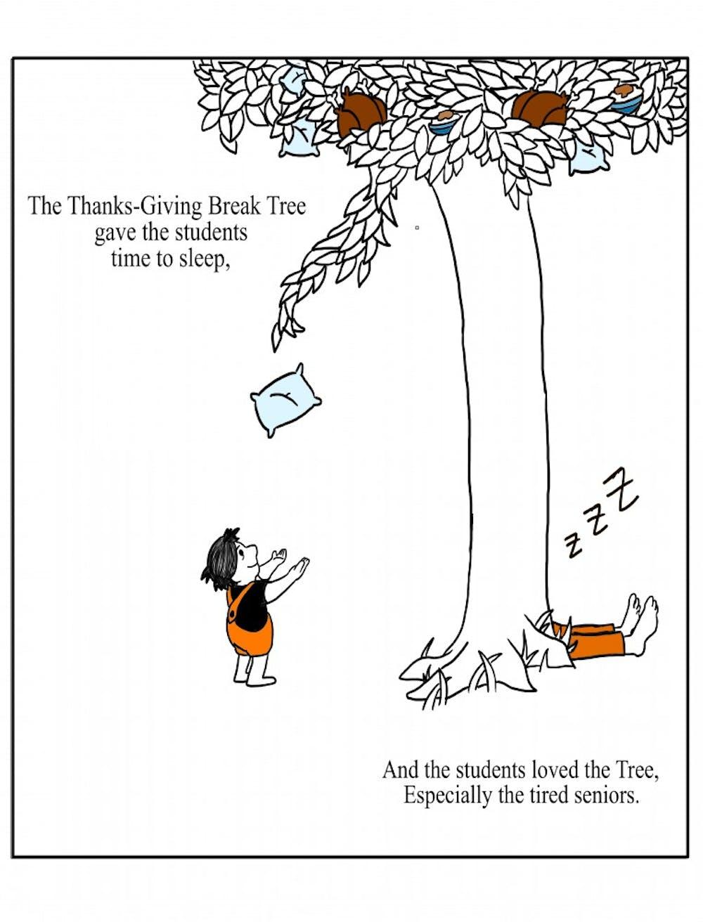 the-thanks-giving-break-tree