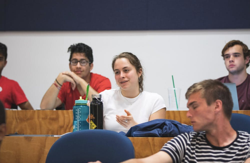 <p>Source: Brad Spicher '20 / Daily Princetonian</p>
