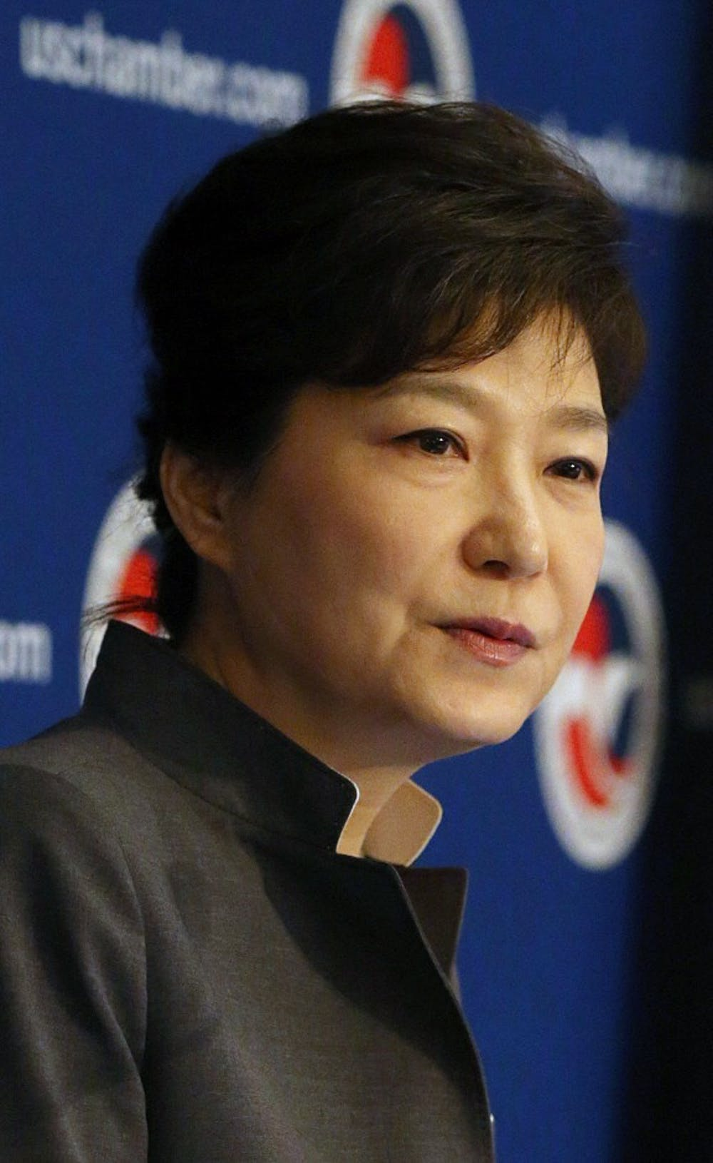 Attending Roundtable Luncheon Hosted by U.S. Chamber of Commerce