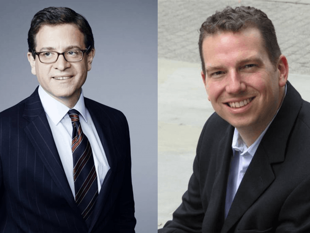 Julian Zelizer and Kevin Kruse / Office of Communications