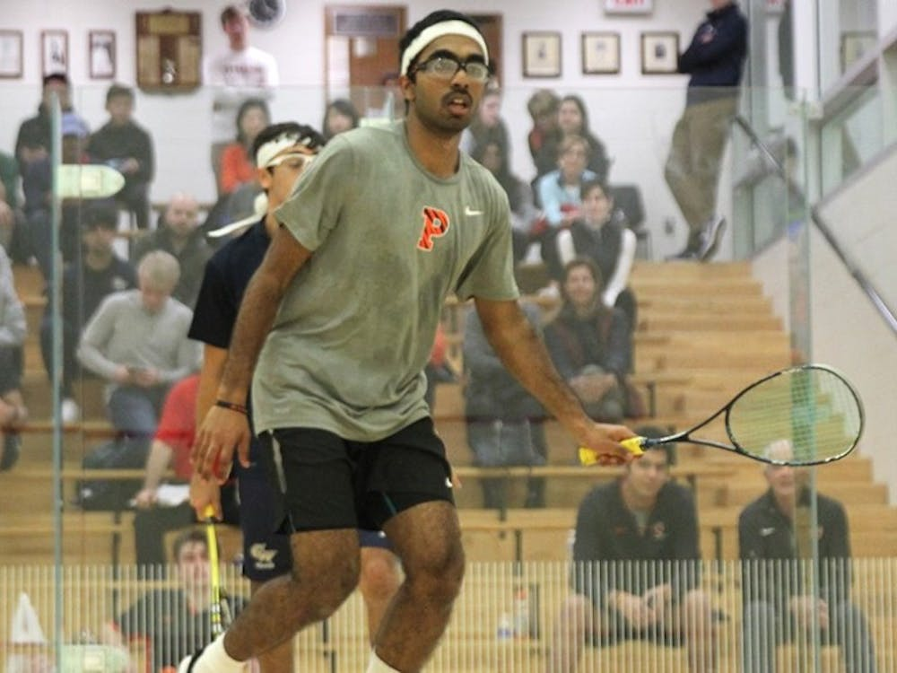 Adhitya Raghavan will compete at the CSA individual championships in Providence this weekend