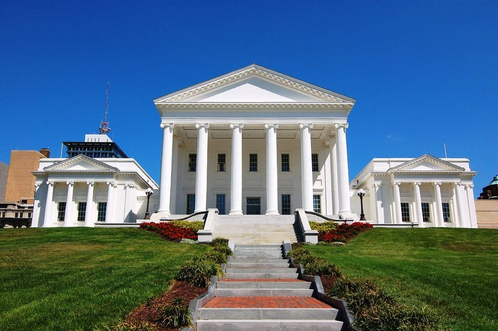 "<p>The Virginia State Capitol, in Richmond, VA.</p> <h6>Photo Courtesy of Stephen Mahoney / <a href=""https://www.flickr.com/photos/sgm1410/5020041447"" target=""_self"">Flickr</a></h6>"