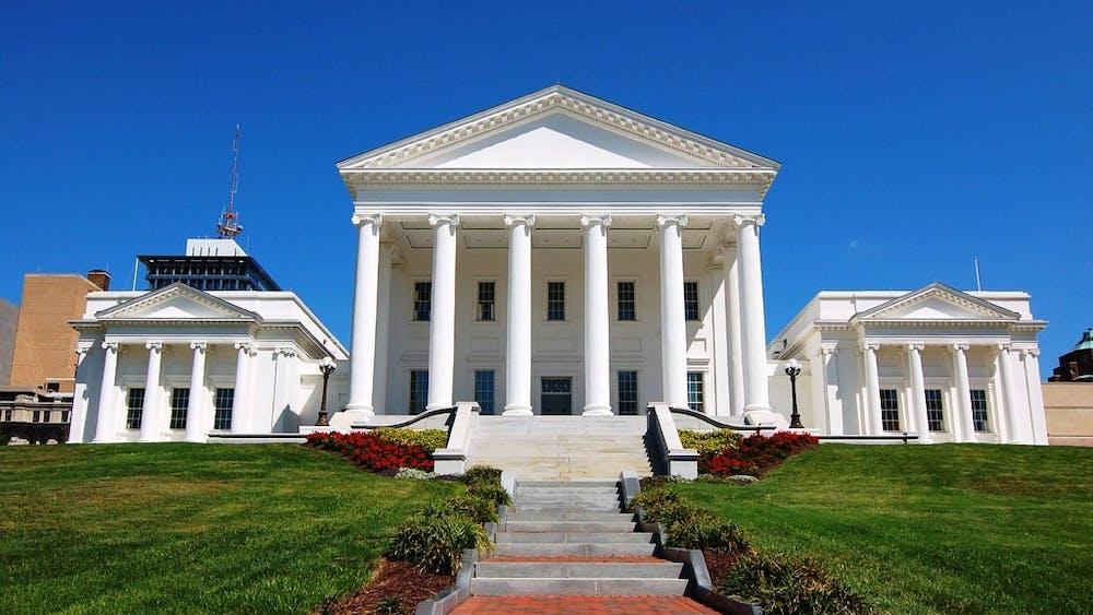 The Virginia State Capitol, in Richmond, VA. Photo Courtesy of Stephen Mahoney / Flickr