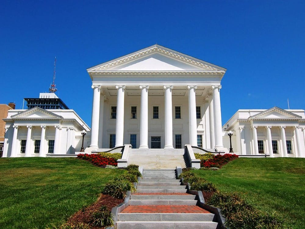The Virginia State Capitol, in Richmond, VA. Photo Courtesy of Stephen Mahoney / Flickr