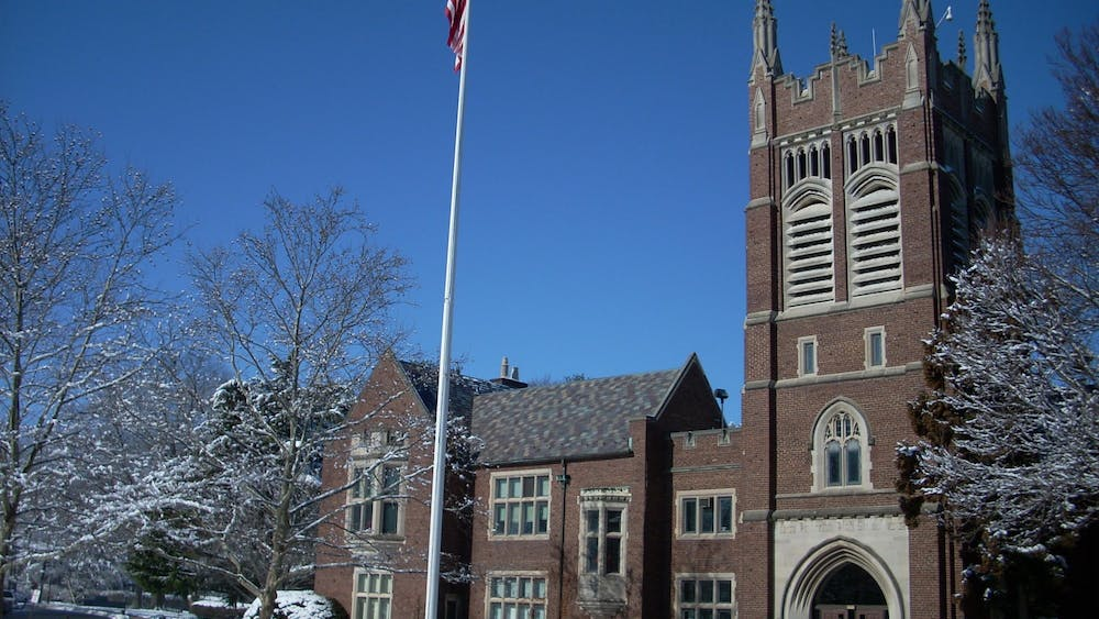 Princeton High School Photo Credit: Henry Gray / Wikimedia Commons