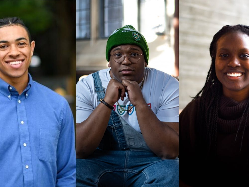 Nathan Poland '20 (left), Jackson Artis (middle), and Chelsie Alexandre '20 (right) Photos courtesy of Poland, Artis, and Alexandre