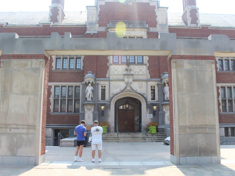 Frist Campus Center Abby de Riel / The Daily Princetonian