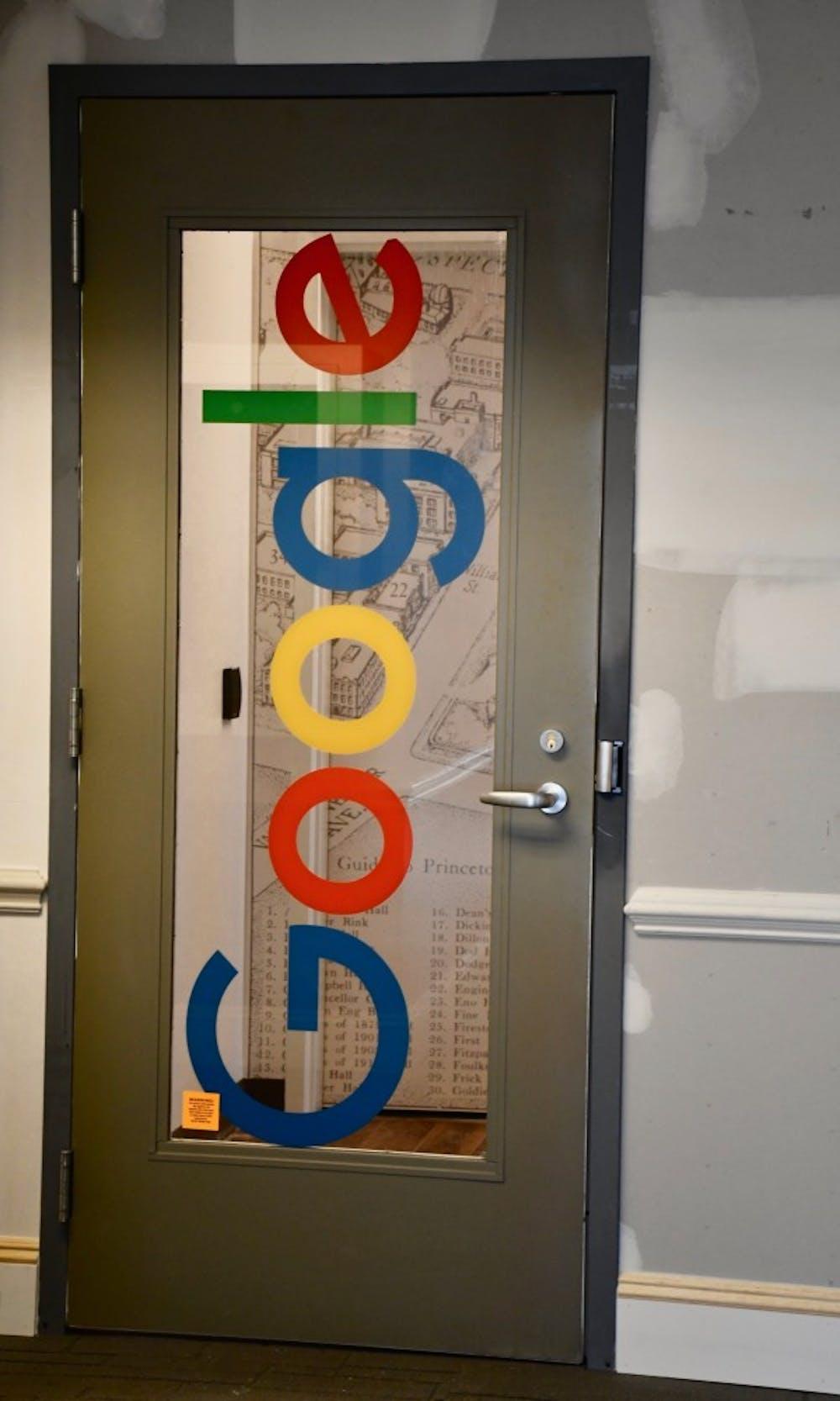 google-door