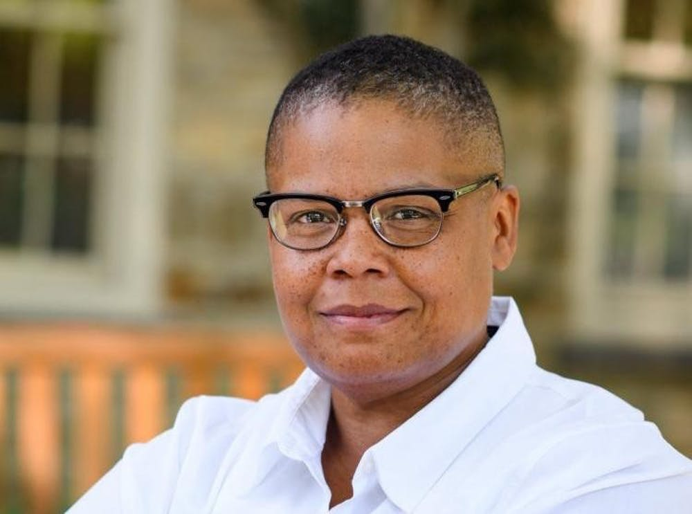<h5>Keeanga-Yamahtta Taylor, professor in the Department of African American Studies</h5> <h6>Photo via the AAS Department website&nbsp;</h6>