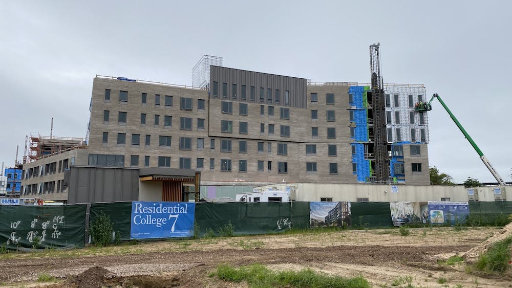 Residential College 7, formerly known as Perelman College Zack Shevin / The Daily Princetonian