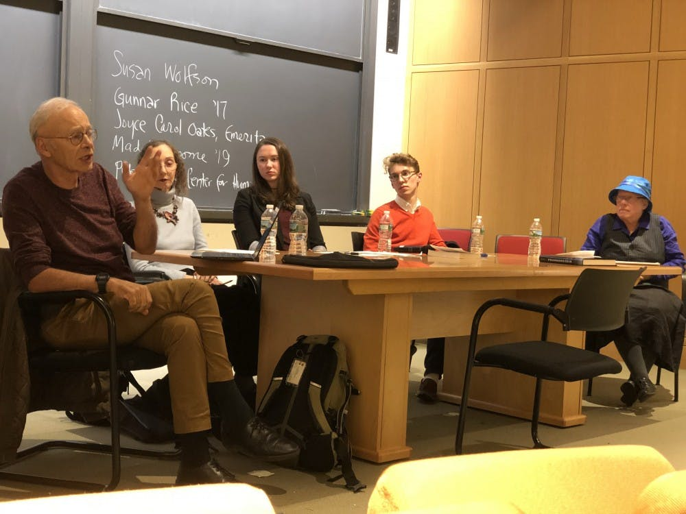 Faculty-student Frankenstein panel discusses novel's legacy.