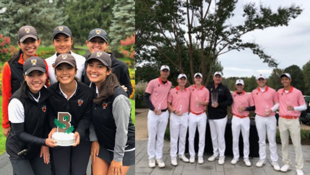 Both teams earned tournament victories to close out the fall season.
