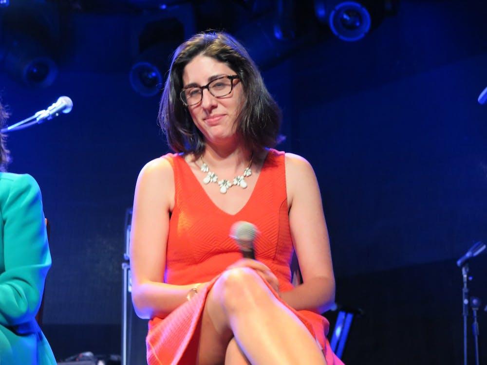 Sarah Kliff at the 2015 Health Aspen Ideas Festival.  Photo Courtesy of Wikimedia Commons