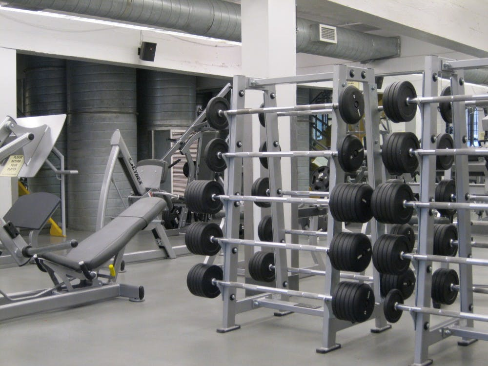 Gender disparity in weight lifting persists across campus the