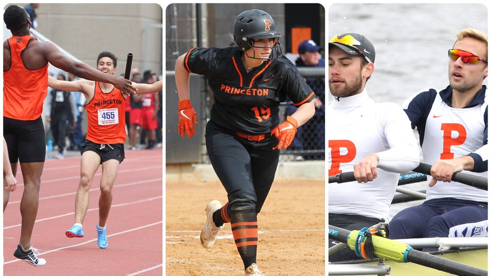 All photos courtesy of GoPrincetonTigers.