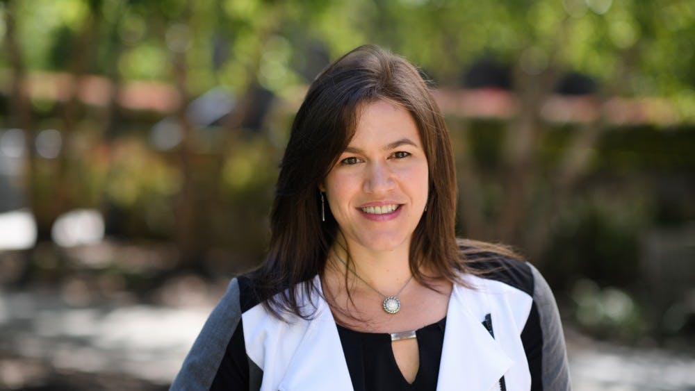 Hilary Parker '01 will become vice president and secretary of the University, effective July 1, 2019. Courtesy of the Office of Communications
