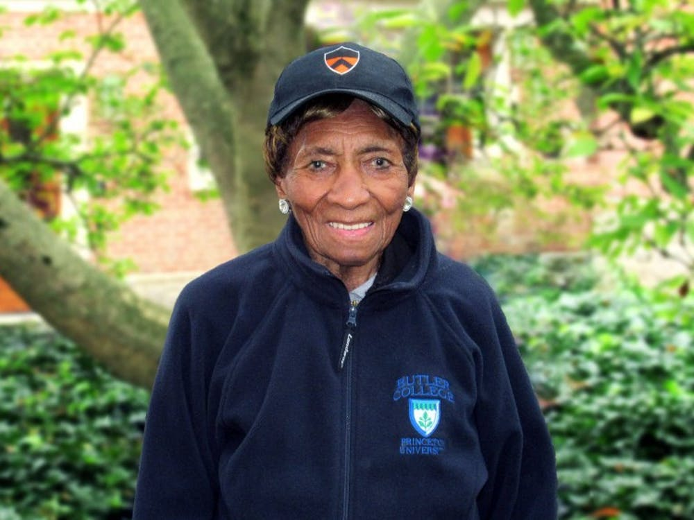 A food service worker in the Butler and Wilson dining halls and a 79-year-long poll worker, Laura Wooten died on March 24, 2019 at 98. Photo Credit: Jamie Saxon / Office of Communications