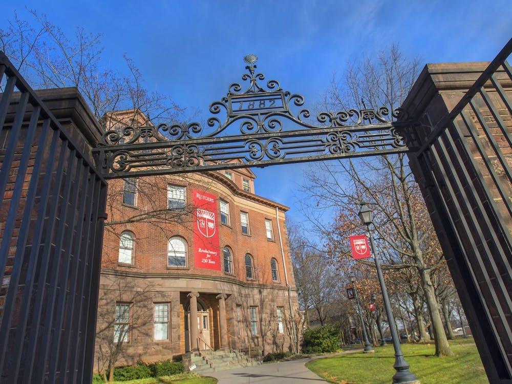 Nick Romanenko/Rutgers University