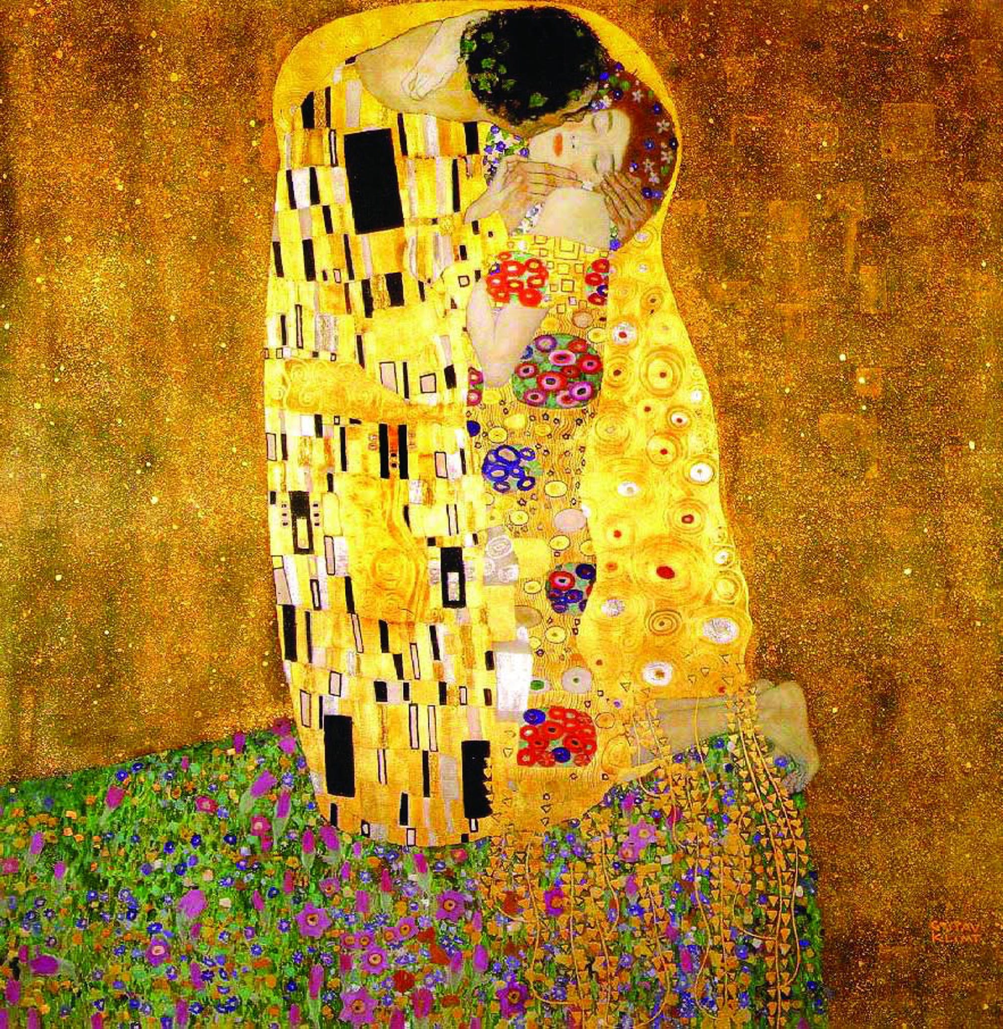 the_kiss_gustav_klimt_courtesy_of_wikiart