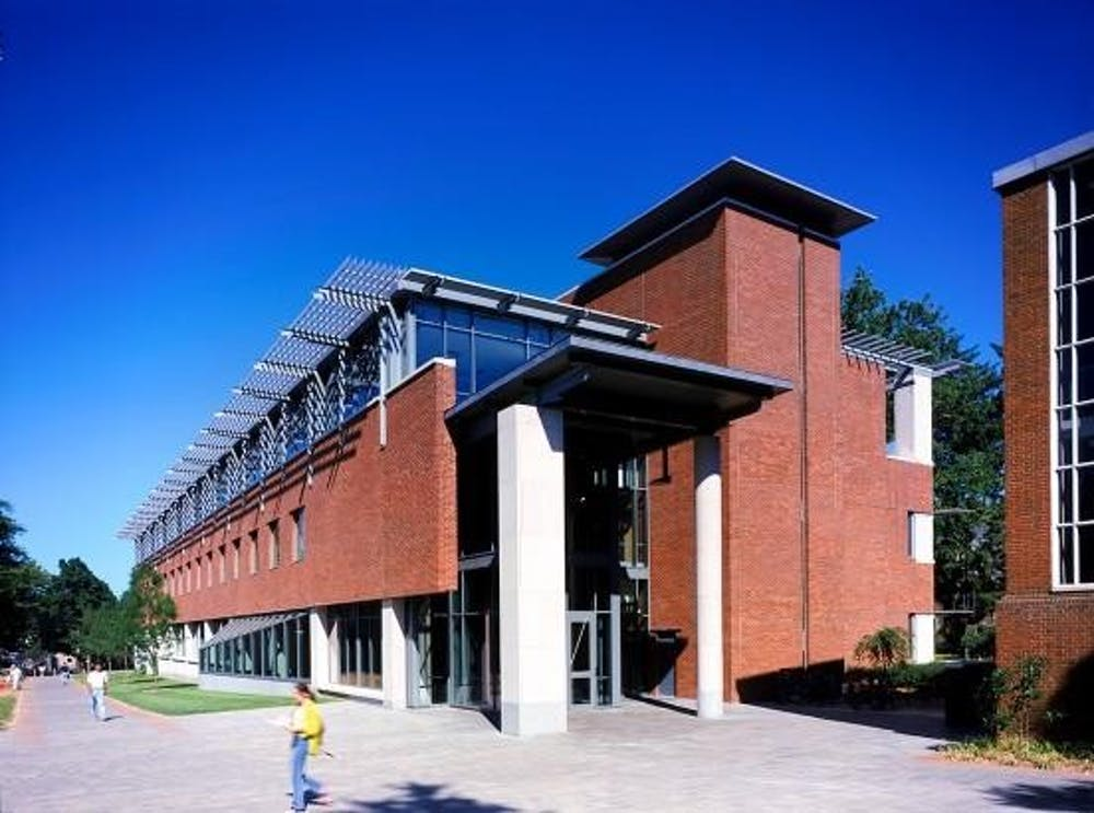 """<h6>Wallace Hall, home of the sociology department.</h6> <h6>Courtesy of the <a href=""""https://sociology.princeton.edu/contact"""" target=""""_self"""">Department of Sociology</a></h6>"""
