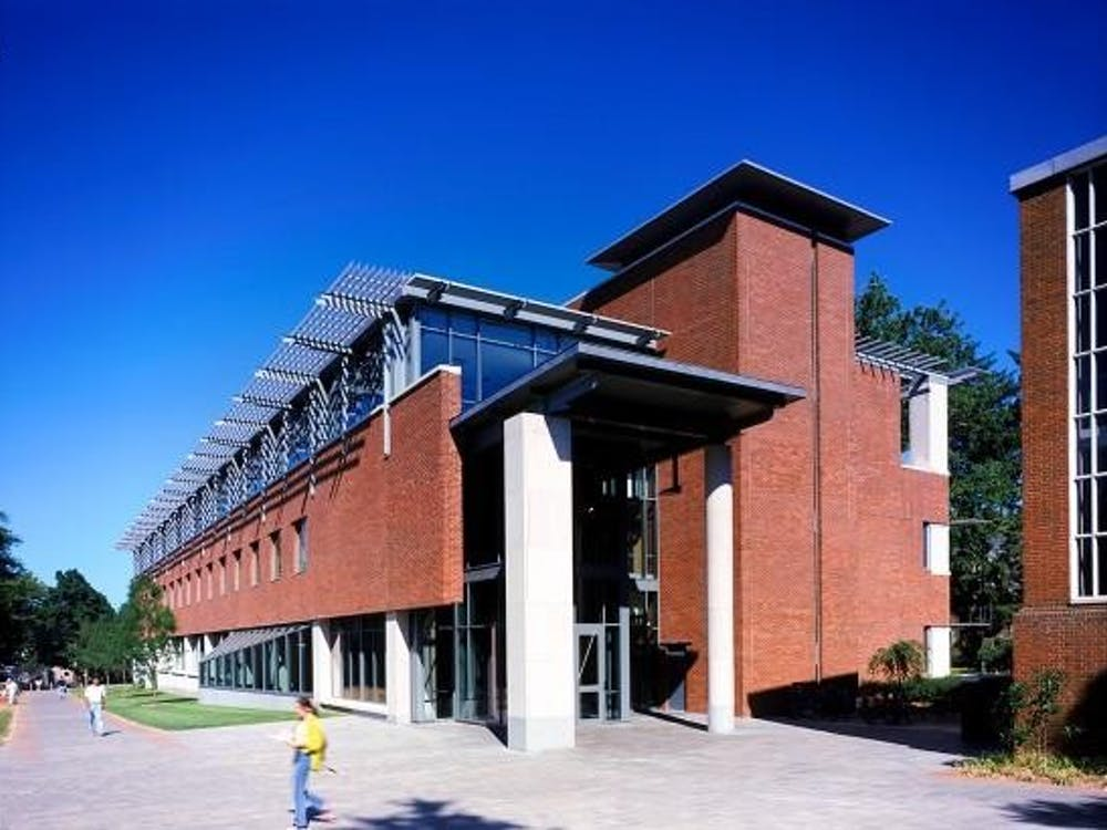 Wallace Hall, home of the sociology department. Courtesy of the Department of Sociology