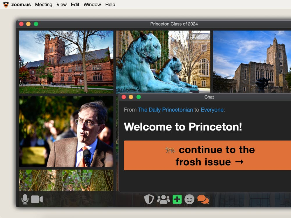 Kenny Peng and Areeq Hasan / The Daily Princetonian
