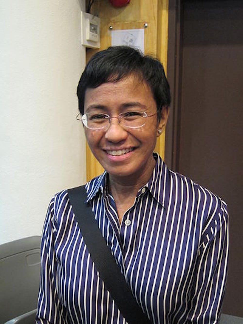 "<p>Courtesy of <a href=""https://commons.wikimedia.org/wiki/Category:Maria_Ressa#/media/File:Maria_Ressa.jpg"" target=""_self"">Joshua Lim / Wikimedia Commons</a></p>"