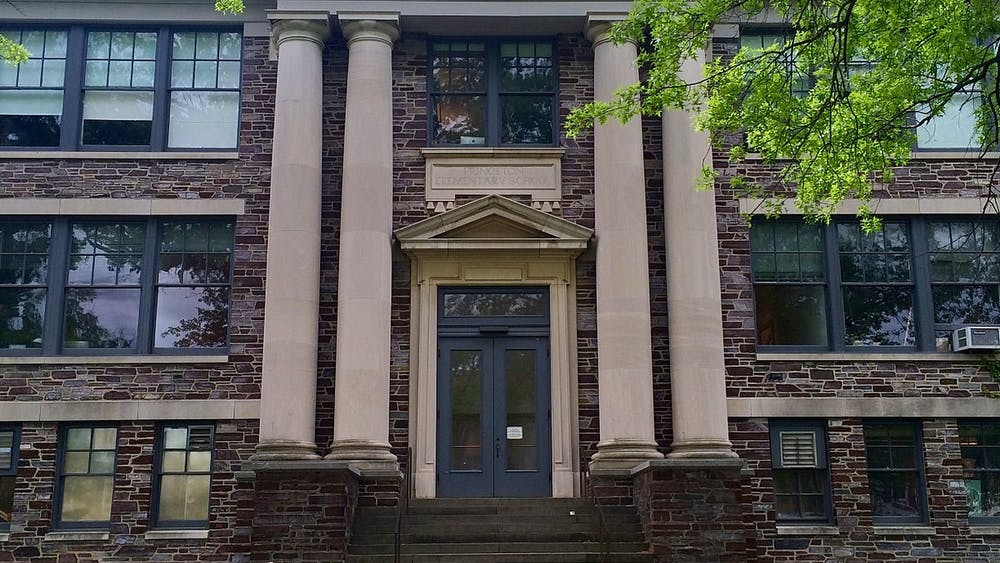185 Nassau St., a former elementary school, now houses some of the University's arts facilities. Photo courtesy of David Keddie / Wikimedia Commons