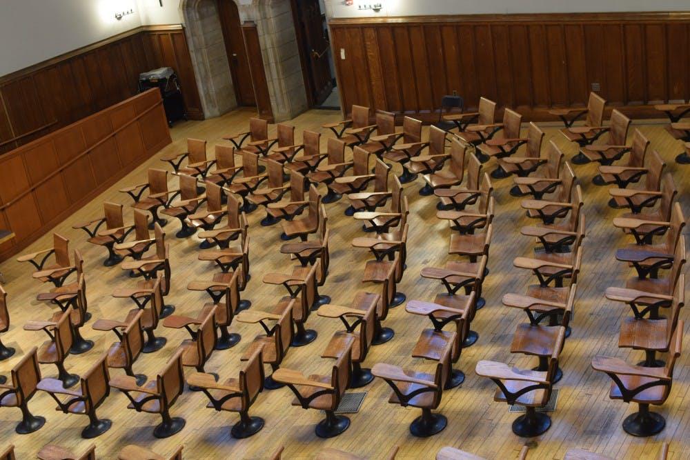 McCosh 50 Lecture Hall 3