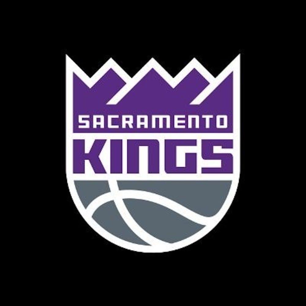 Caption: Sacramento Kings logo Credit: @SacramentoKings Twitter