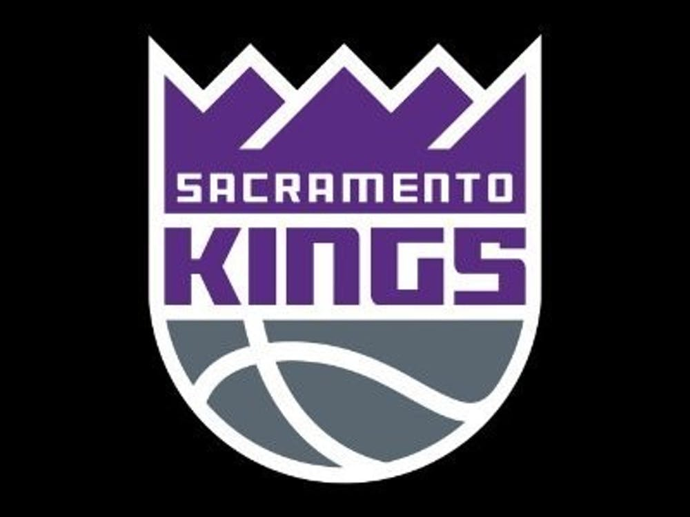 Caption: Sacramento Kings logo Credit: @SacramentoKings Twitter