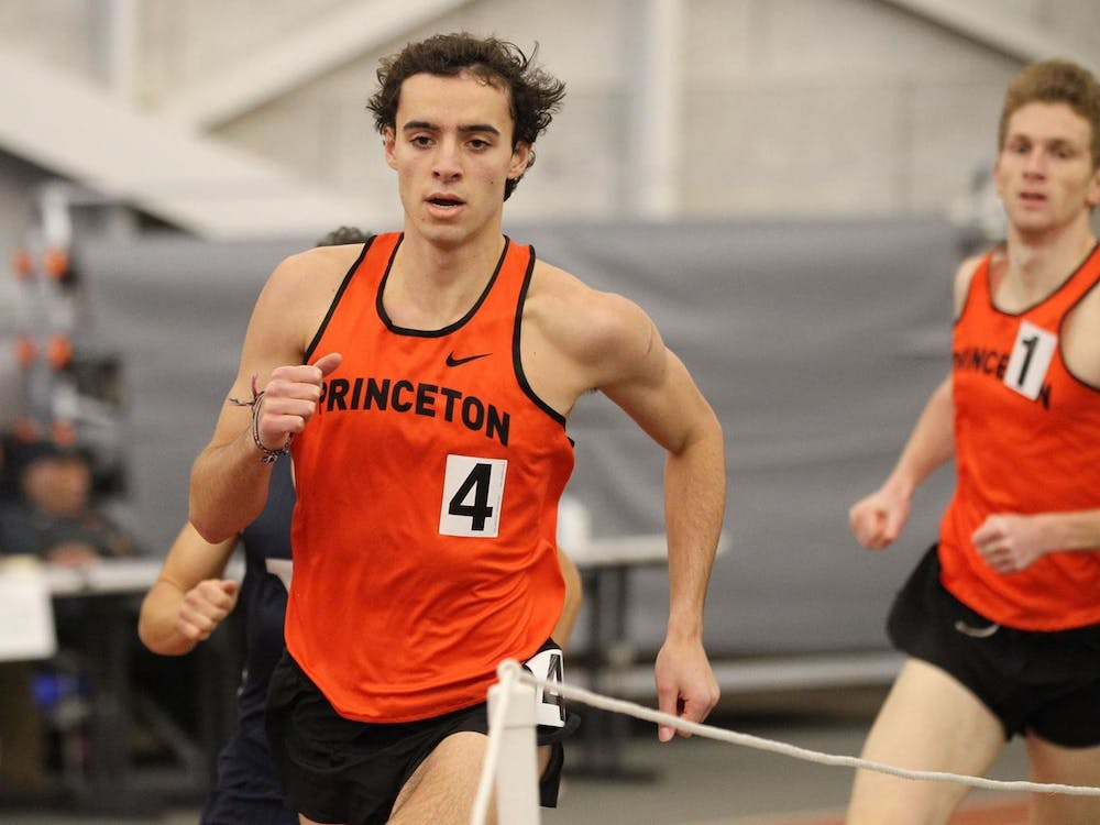 Junior Sam Ellis. Photo Courtesy of Beverly Schaefer / GoPrincetonTigers.com