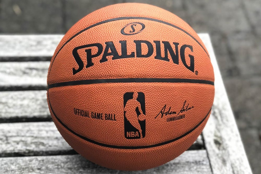 "<h6>""Spalding NBA game ball leather"" by uhlsport GmbH / <a href=""https://commons.wikimedia.org/wiki/File:Spalding_Basketball.jpg"" target=""_self"">CC-SA 4.0</a></h6>"