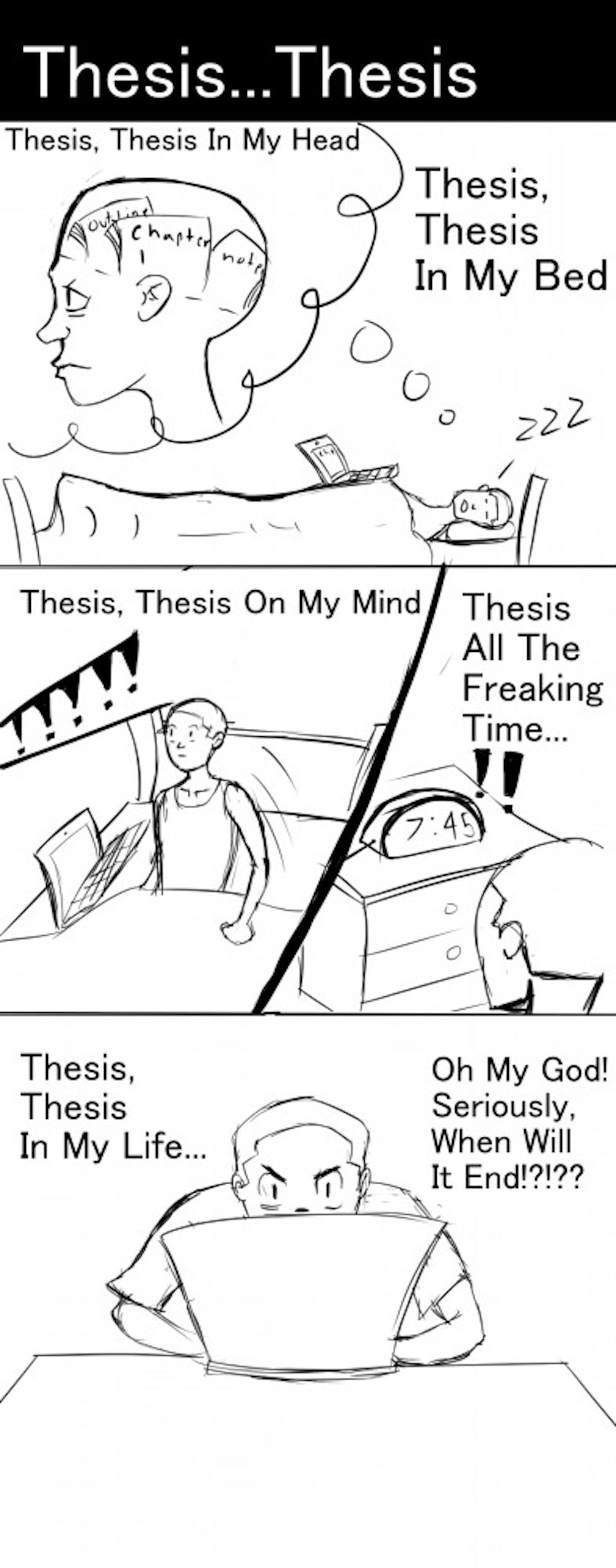 thesis-thesis