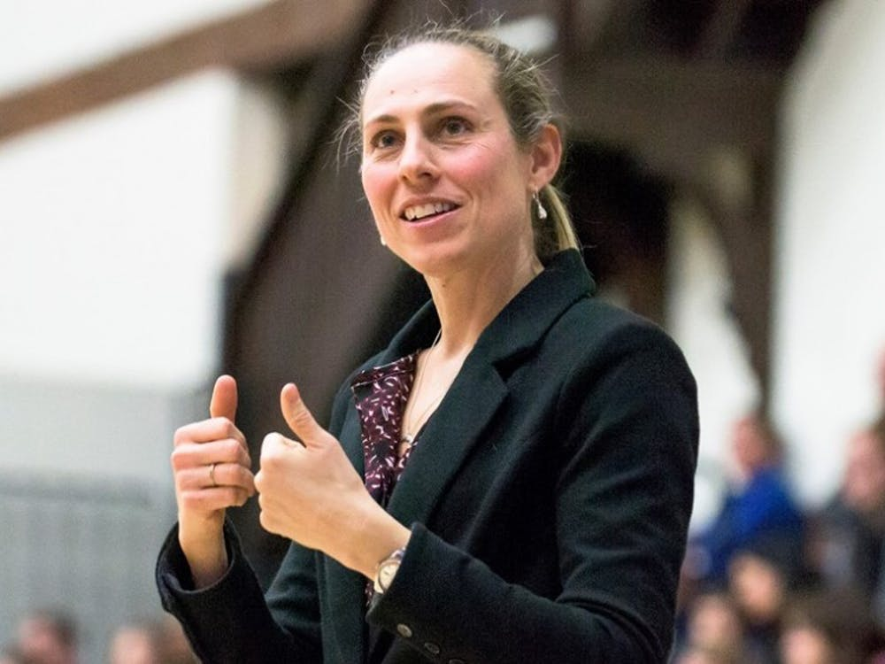 Carla Berube comes to Princeton after 17 years at Tufts. Photo Credit: GoPrincetonTigers.com