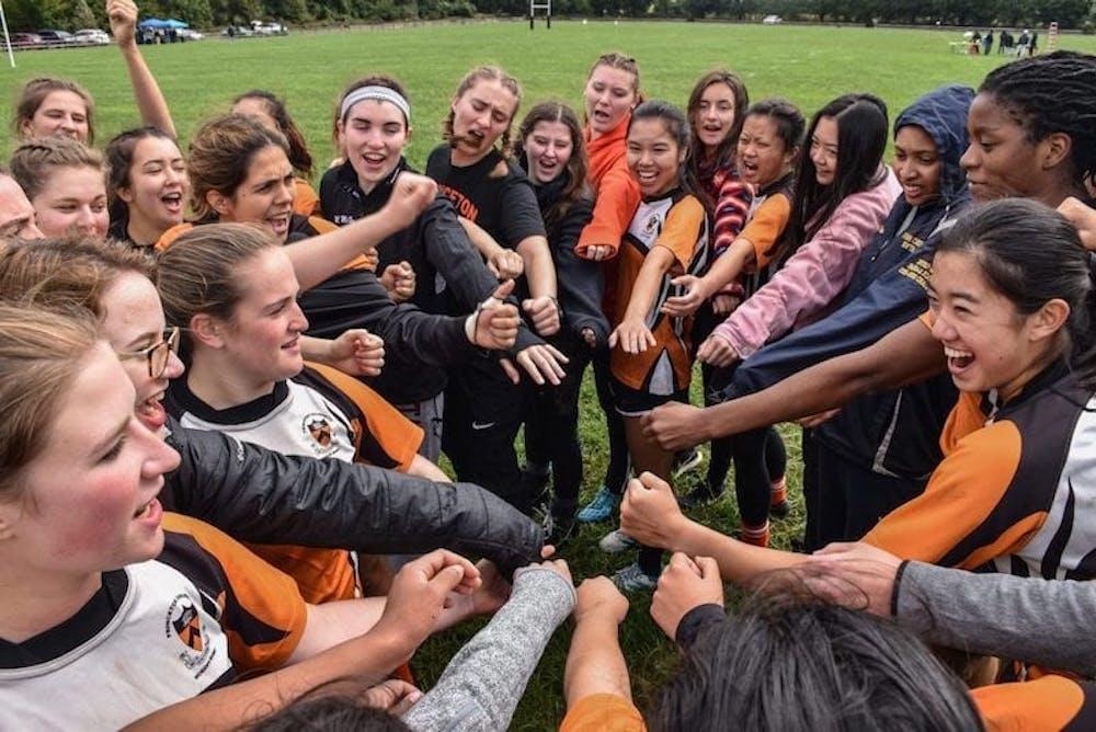 Courtesy of Princeton University Rugby Football Club.