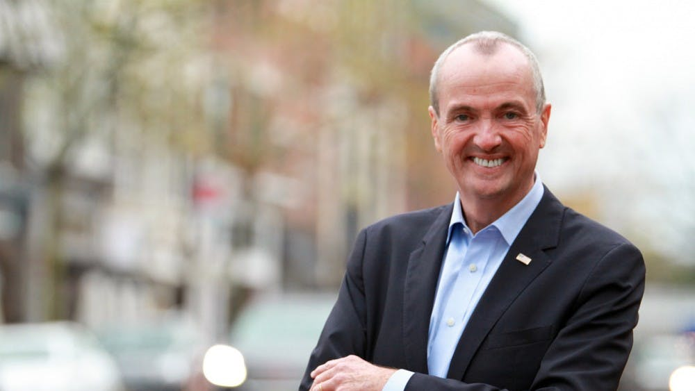 New Jersey's Governor: Phil Murphy / Wikimedia Commons