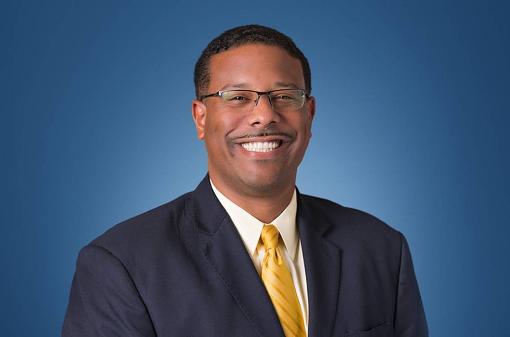 <p>Former Florida State Rep. Sean Shaw '00, who ran for attorney general of Florida in 2018</p> <h6>Photo Credit: &nbsp;Michael Hopkins&nbsp;</h6>