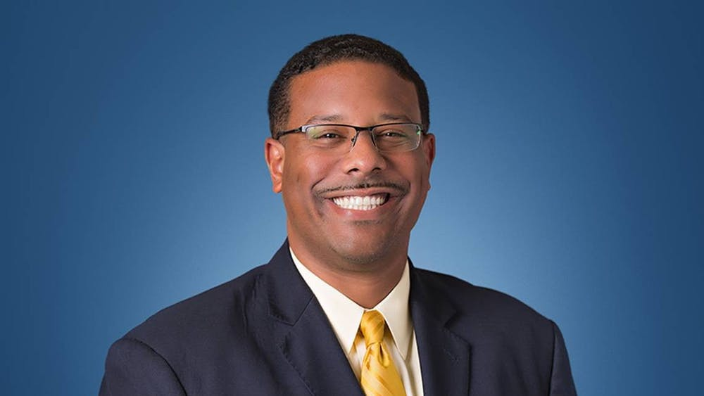 Former Florida State Rep. Sean Shaw '00, who ran for attorney general of Florida in 2018 Photo Credit:  Michael Hopkins